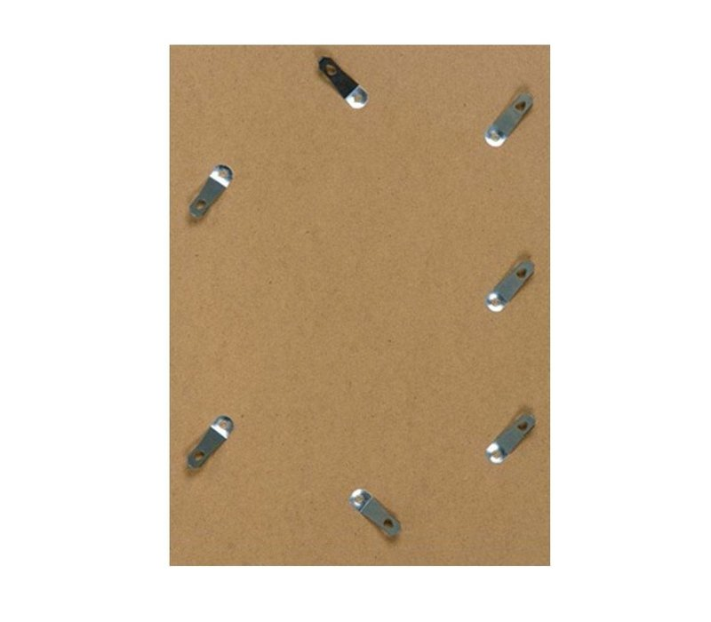 Wechselrahmen aus Aluminium - Fotorahmen Matt Schwarz - Div. Formate