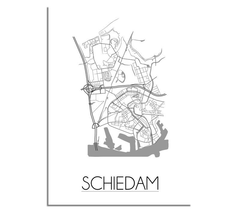 Schiedam Stadtplan