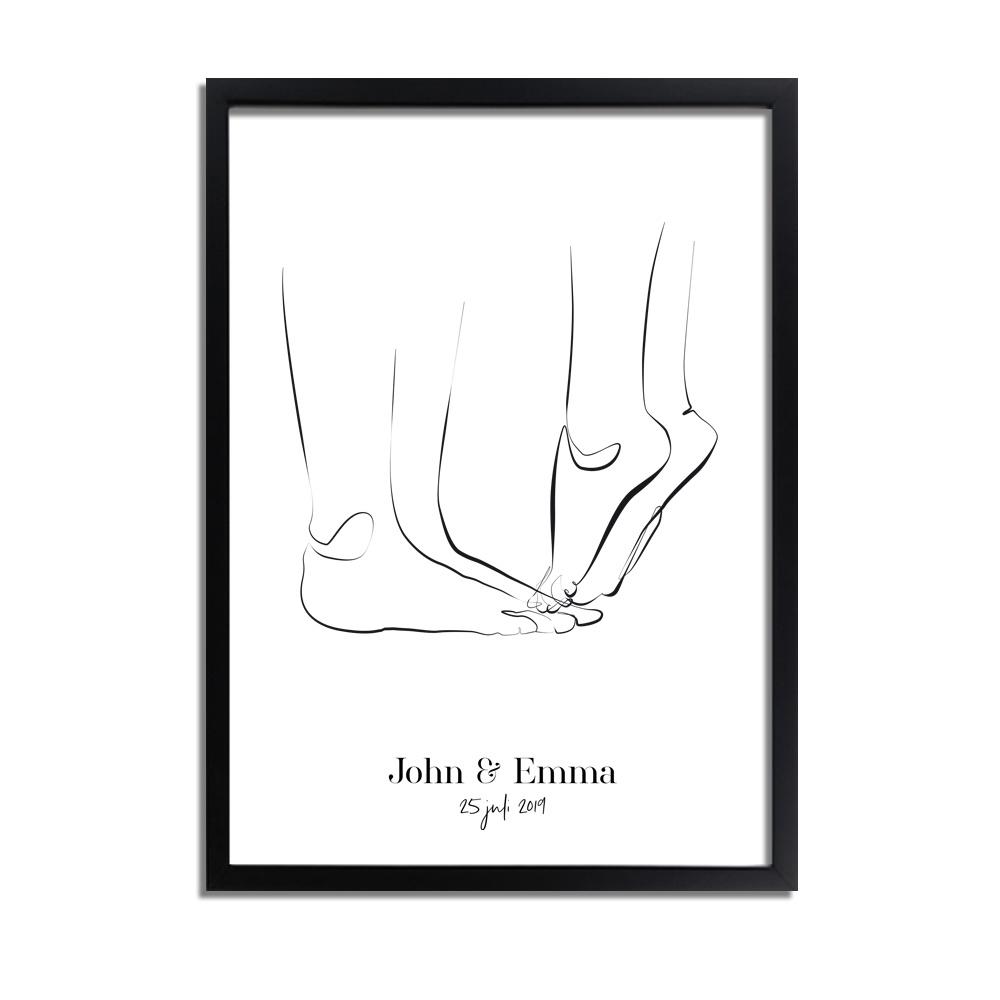 huwelijksposter-huwelijksgeschenk-bruiloft-cadeau