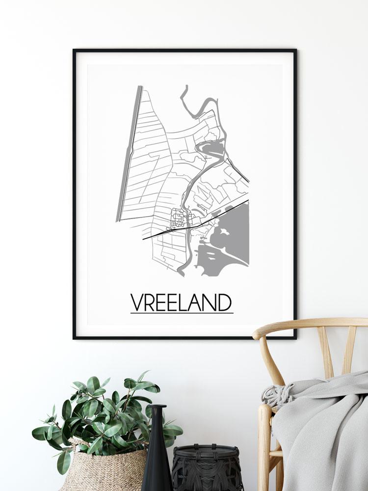 stadskaart-poster-relatiegeschenk