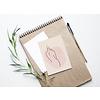 DesignClaud Met handgeschreven kaartje door ons