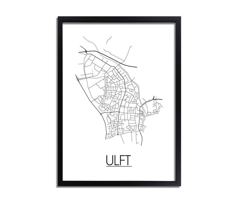 Ulft Plattegrond poster