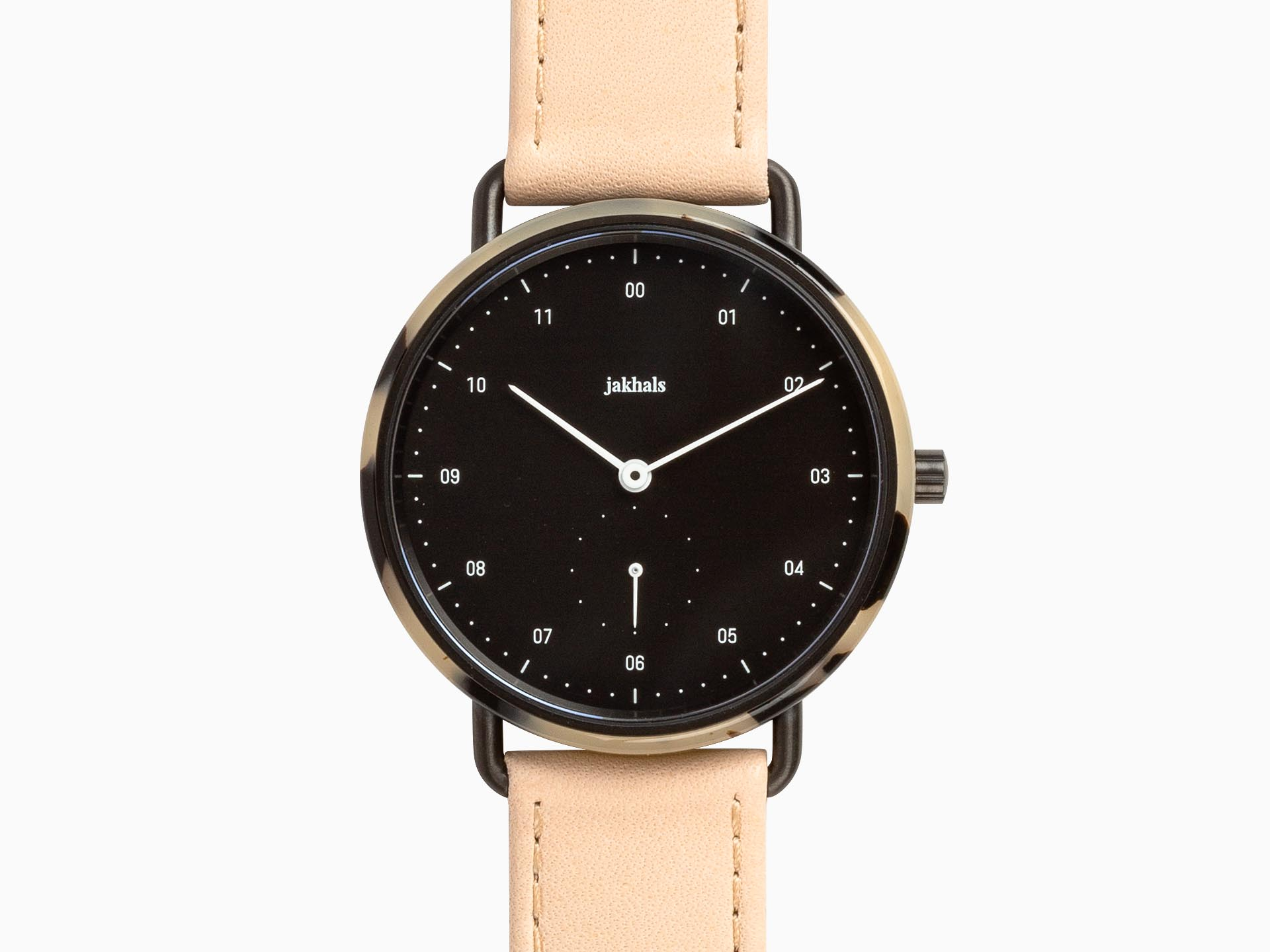 havana black — natural leather (top)