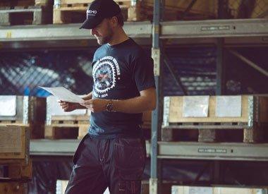 Arbeitskleidung für Männer