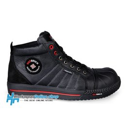 RedBrick Safety Sneakers Hydratec Onyx Rouge