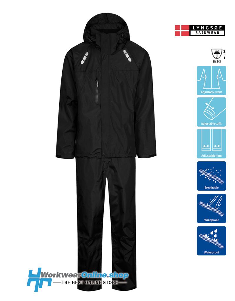 Lyngsoe Rainwear Ropa impermeable de Lyngsoe FOX3041-07