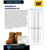Caterpillar Safety Shoes Caterpillar holton 708026