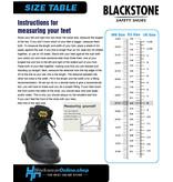 Blackstone Safety Shoes Blackstone 530