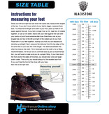 Blackstone Footwear Blackstone 439 Schwarz