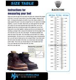 Blackstone Footwear Blackstone 460 Brun
