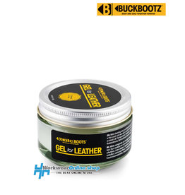 Buckler Safety Shoes Buckler Leather Gel