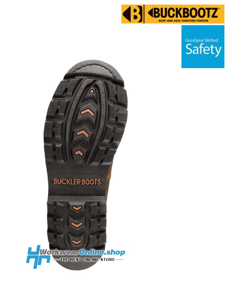 Buckler Safety Shoes Buckler Buckflex B1555 SM