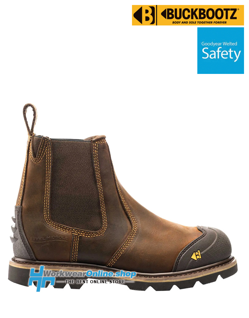 Buckler Safety Shoes Buckler Buckflex B1990 SM
