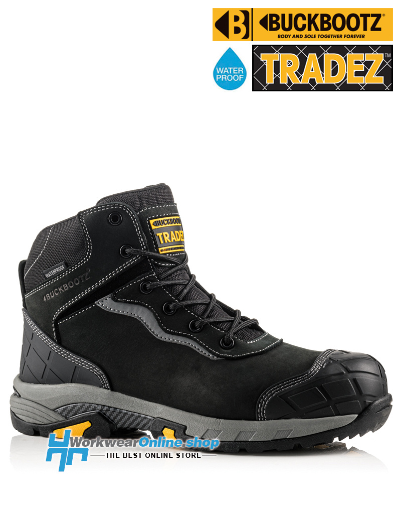 Buckler Safety Shoes Buckler Tradez Blitz