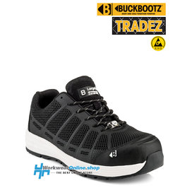 Buckler Safety Shoes Buckler Tradez KEZ schwarz