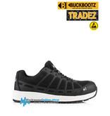 Buckler Safety Shoes Buckler Tradez KEZ negro