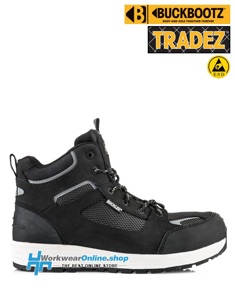 Buckler Safety Shoes Buckler Tradez BAZ
