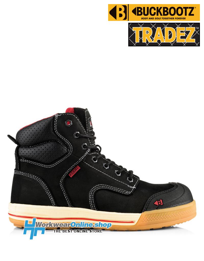 Buckler Safety Shoes Buckler Tradez EAZY