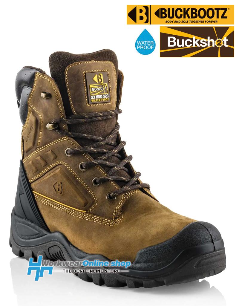Buckler Safety Shoes Buckler Buckshot 2 BSH011 BR