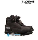 Blackstone Safety Shoes Blackstone 520 Negro / Marron