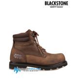 Blackstone Safety Shoes Blackstone 520 Black / Brown