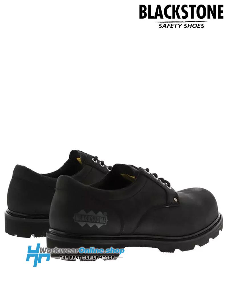 Blackstone Safety Shoes Blackstone 545 Schwarz / Braun