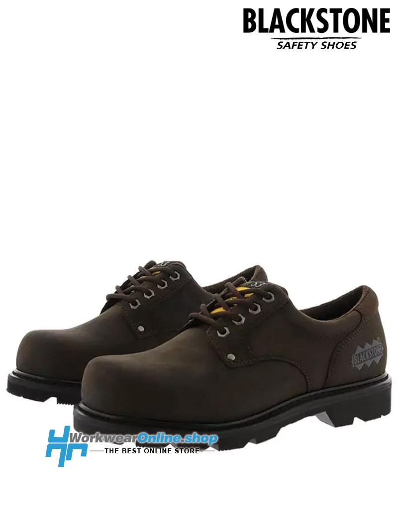 Blackstone Safety Shoes Blackstone 545 Black / Brown