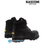 Blackstone Safety Shoes Blackstone 530 Zwart-Petrol