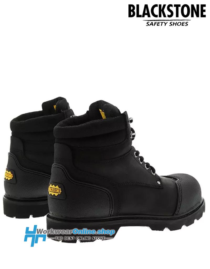 Blackstone Safety Shoes Blackstone 530 Black-Petrol