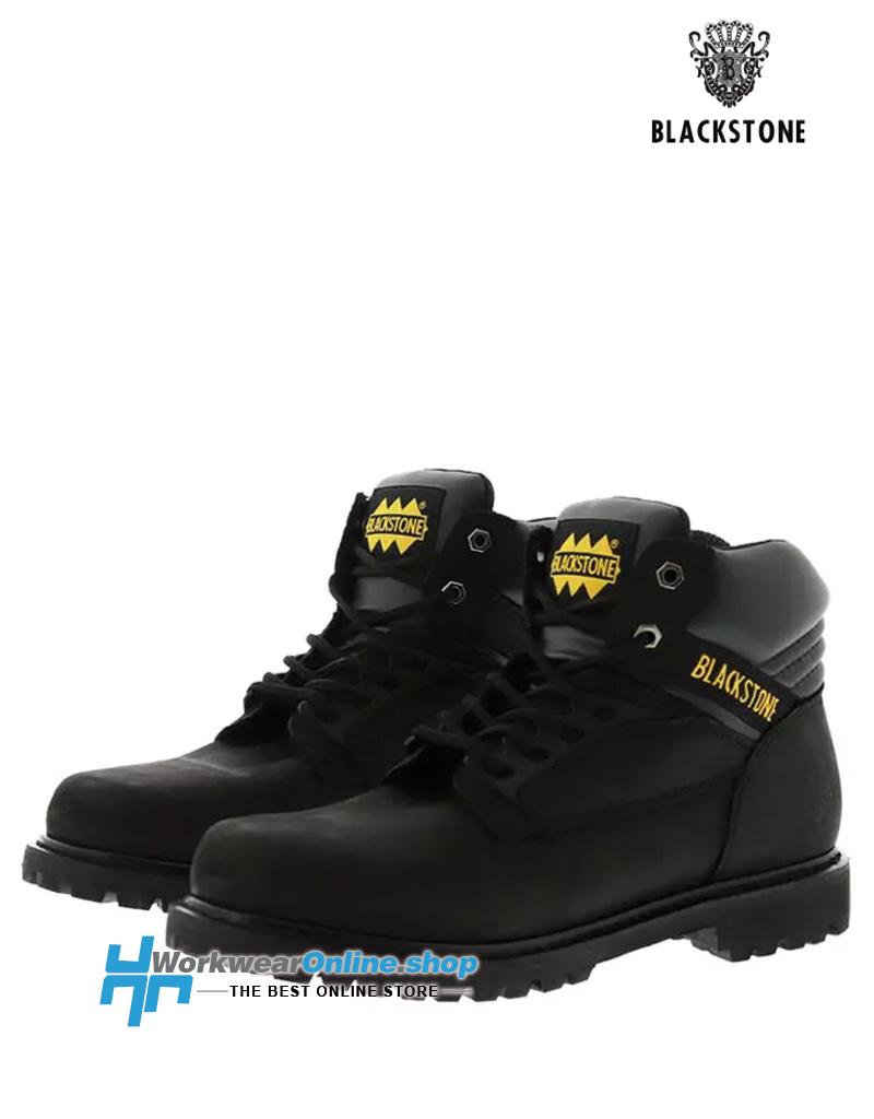 Blackstone Footwear Blackstone 929 Zwart of Choco