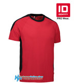 Identity Workwear ID Identity 0302 Pro Wear Contrast Heren T-shirt