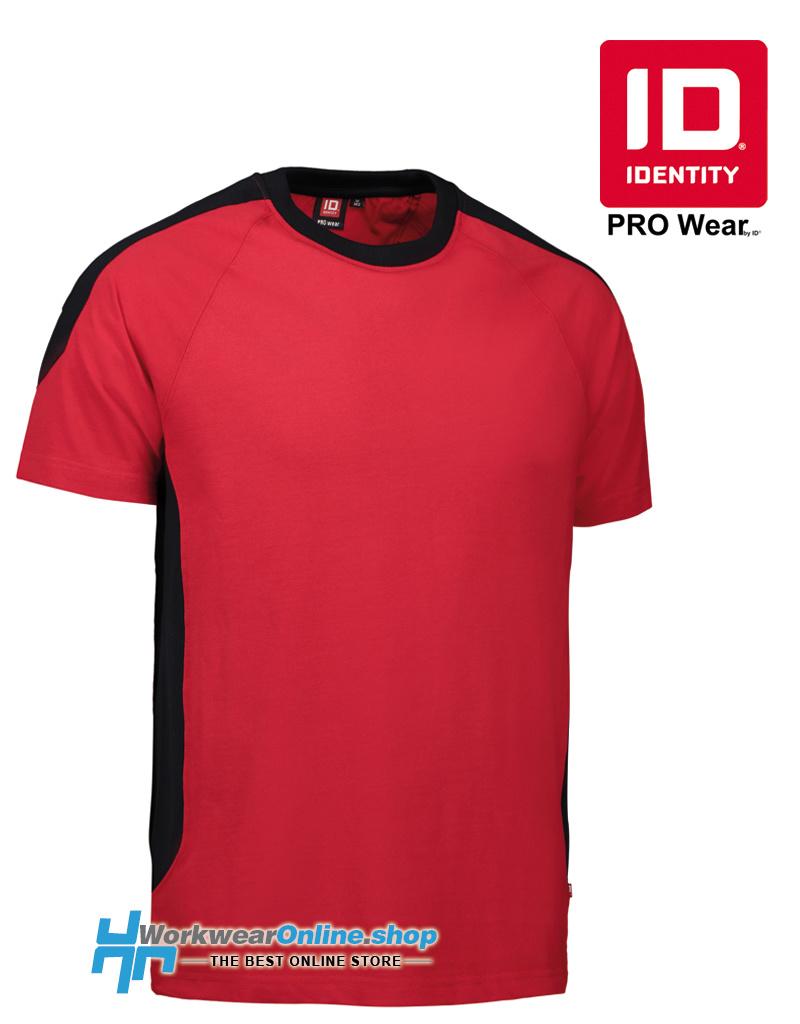 Identity Workwear Camiseta en contraste ID Identity 0302 Pro Wear