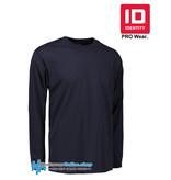 Identity Workwear ID Identity 0311 Pro Wear lange mouwen Heren T-shirt