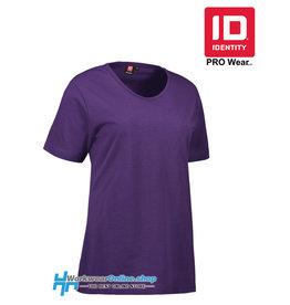 Identity Workwear Femme T-shirt ID Identity 0312 Pro Wear [partie 1]