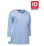 Identity Workwear ID Identity 0313 Pro Wear 3/4 sleeve Ladies T-shirt