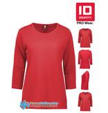 Identity Workwear ID Identität 0313 Pro Tragen Sie ein Damen T-Shirt mit 3/4 Ärmeln