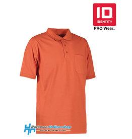 Identity Workwear ID Identity 0320 Pro Wear Heren Poloshirt [deel 1]