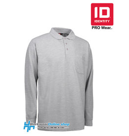 Identity Workwear ID Identität 0326 Pro Tragen Sie ein langärmliges Poloshirt