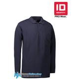 Identity Workwear ID Identity 0326 Pro Wear Long Sleeve Polo Shirt