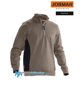 Jobman Workwear Chandail à demi-glissière Jobman Workwear 5401