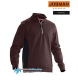 Jobman Workwear Jobman Workwear 5401 Halfzip Sweatshirt