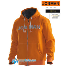 Jobman Workwear Jobman Workwear 5154 Vintage Sudadera con capucha