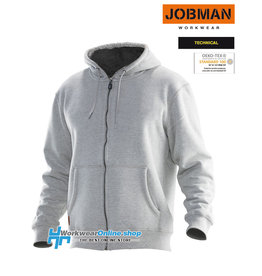 Jobman Workwear Jobman Workwear 5155 Vintage Sudadera con capucha forrada