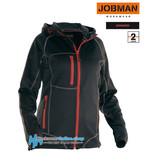 Jobman Workwear Jobman Workwear 5177 Sudadera con capucha para mujer