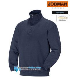 Jobman Workwear Jobman Workwear 5500 sudadera con media cremallera