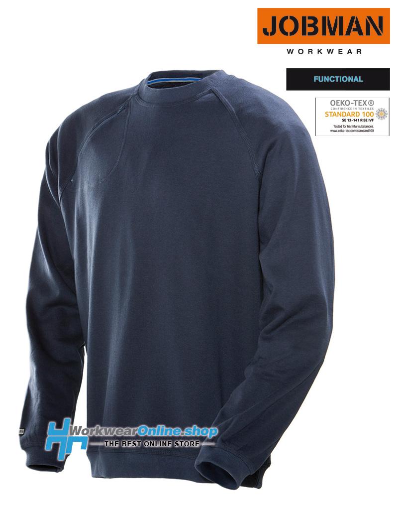 Jobman Workwear Jobman Workwear 5122 Roundneck Sweatshirt