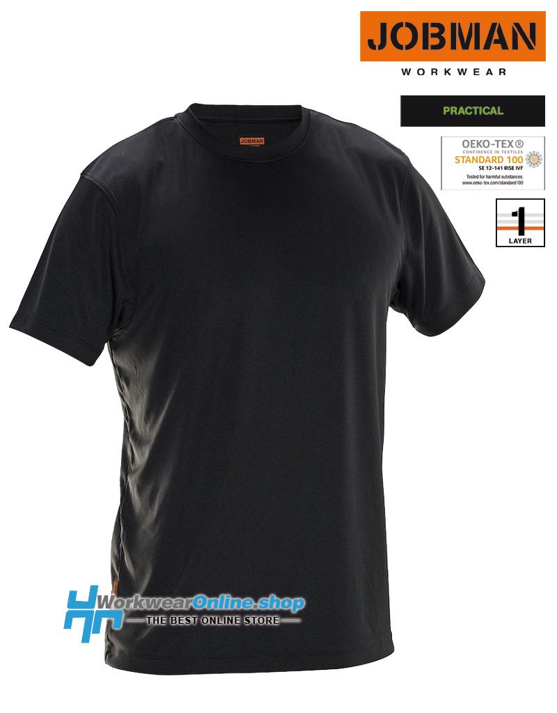 Jobman Workwear Jobman Workwear 5522 T-shirt Spun Dye