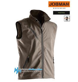 Jobman Workwear Jobman Workwear 7502 Chaleco ligero de softshell