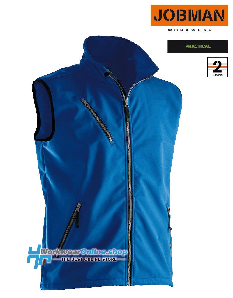Jobman Workwear Jobman Workwear 7502 Light Softshell Vest