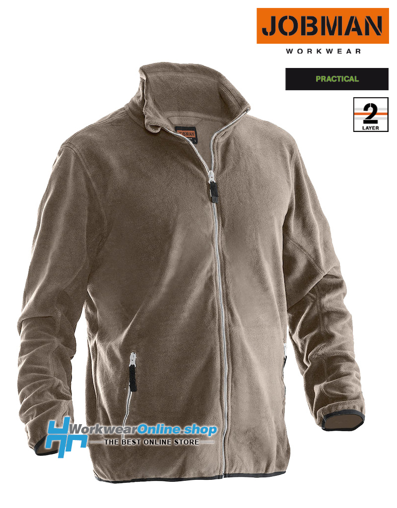 Jobman Workwear Jobman Workwear 5901 Microfleece Jacket